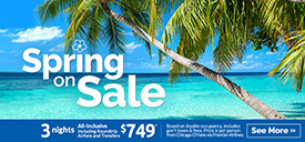 Apple Vacations Featured Sale